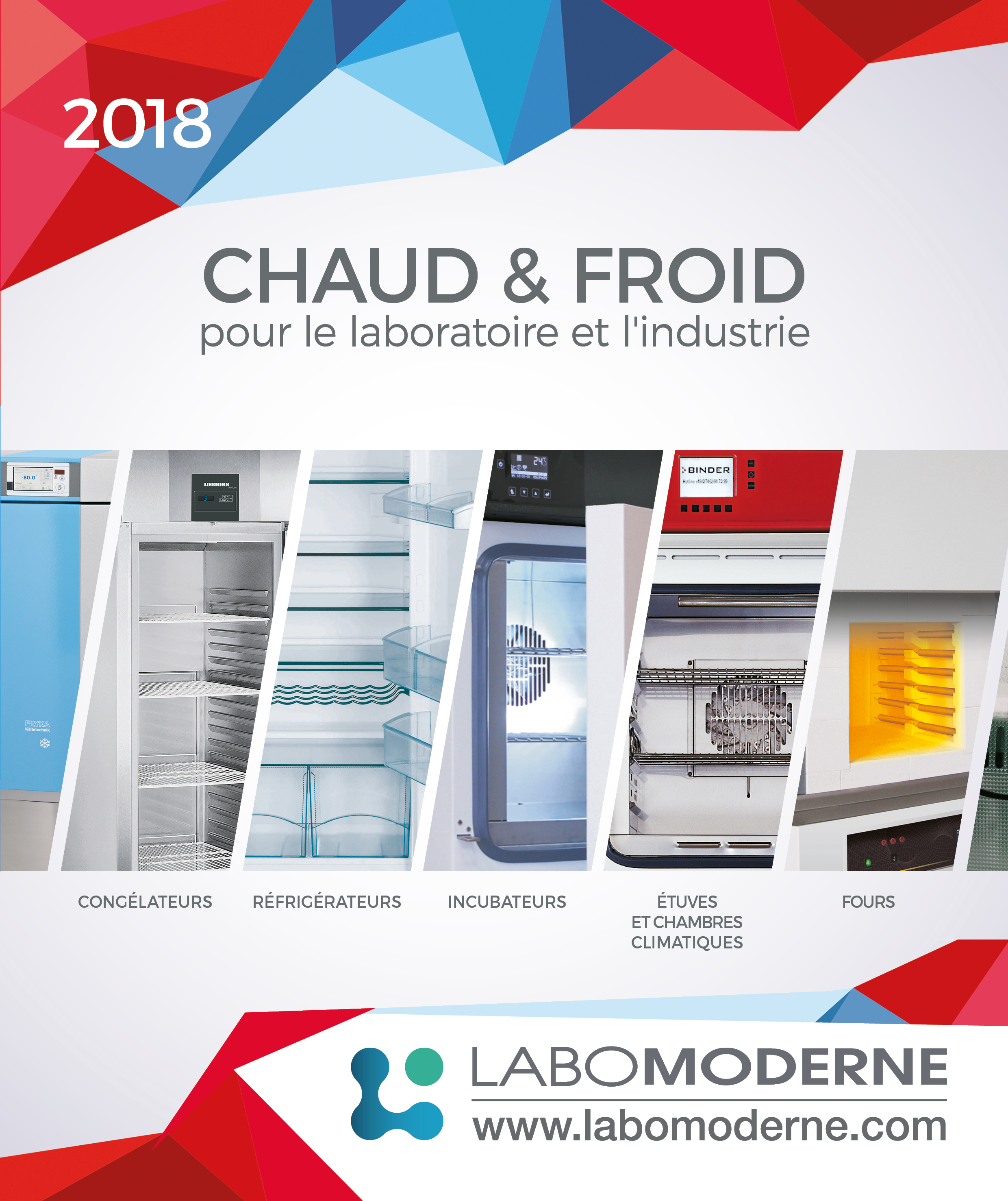 Chaud & froid 2018