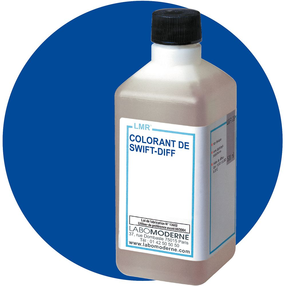 Colorant de Swift-Diff