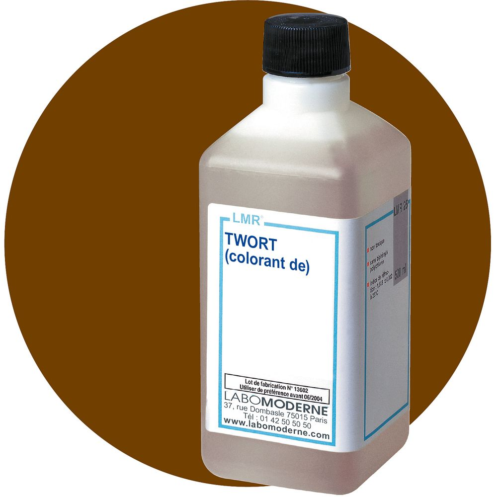 Twort (colorant de)