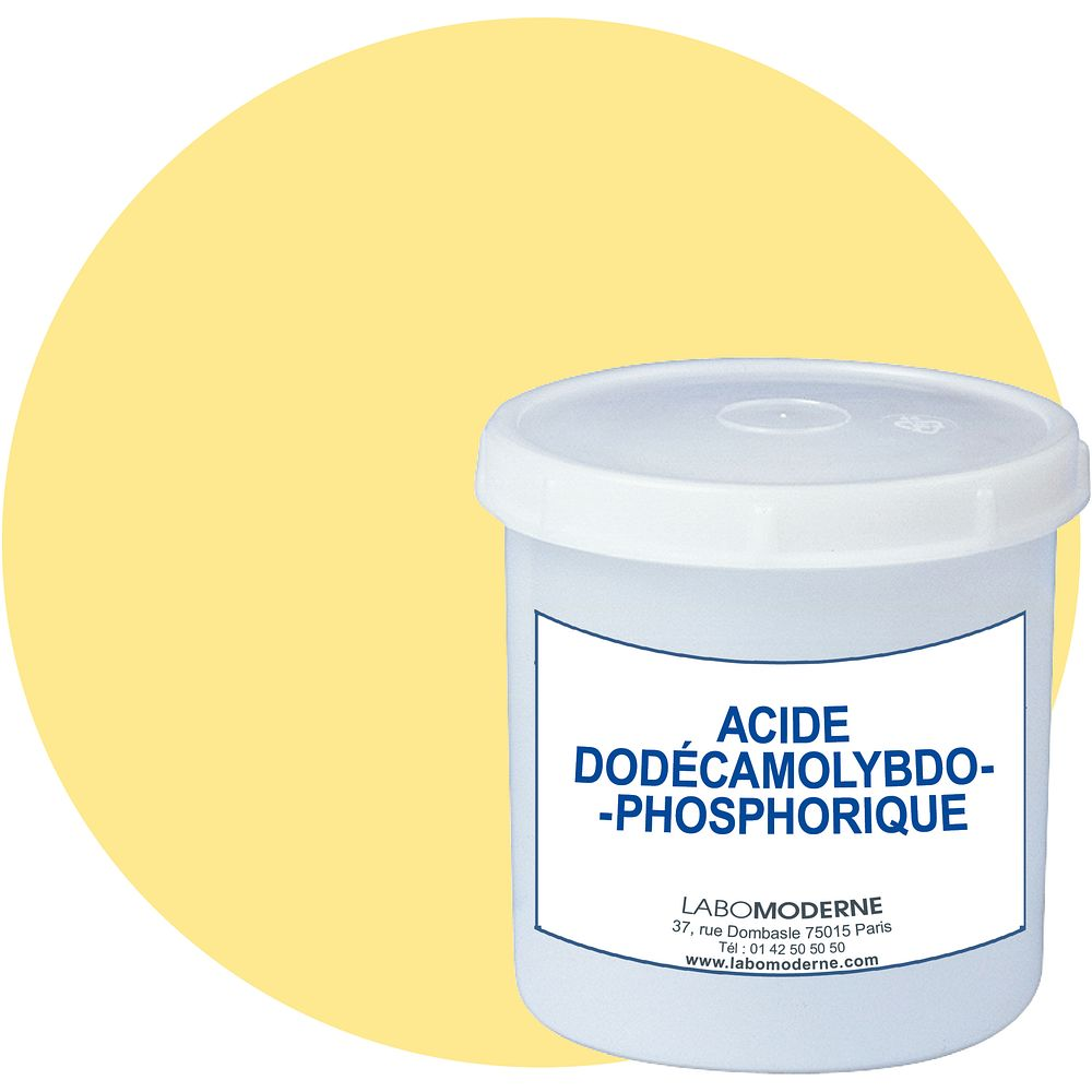 Acide dodécamolybdophosphorique