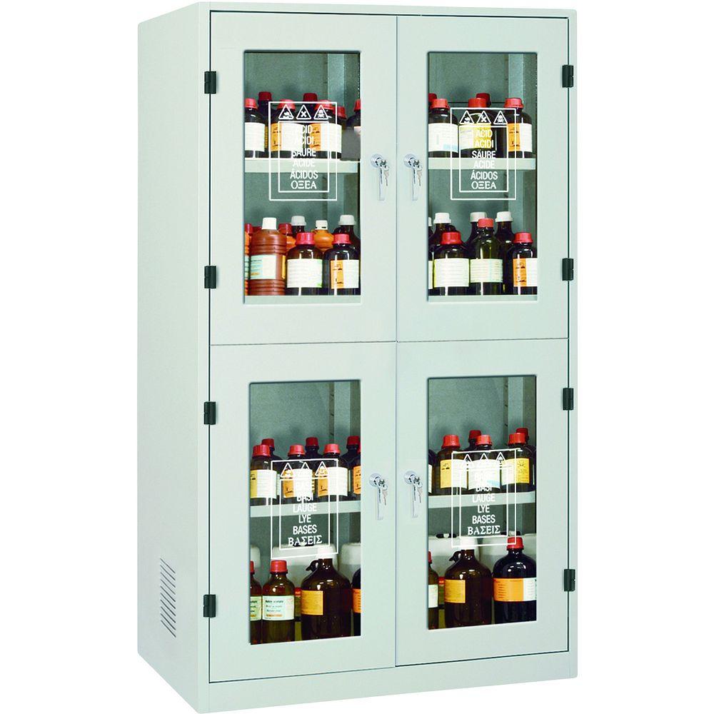 armoires de s curit compartiment es multirisques portes. Black Bedroom Furniture Sets. Home Design Ideas