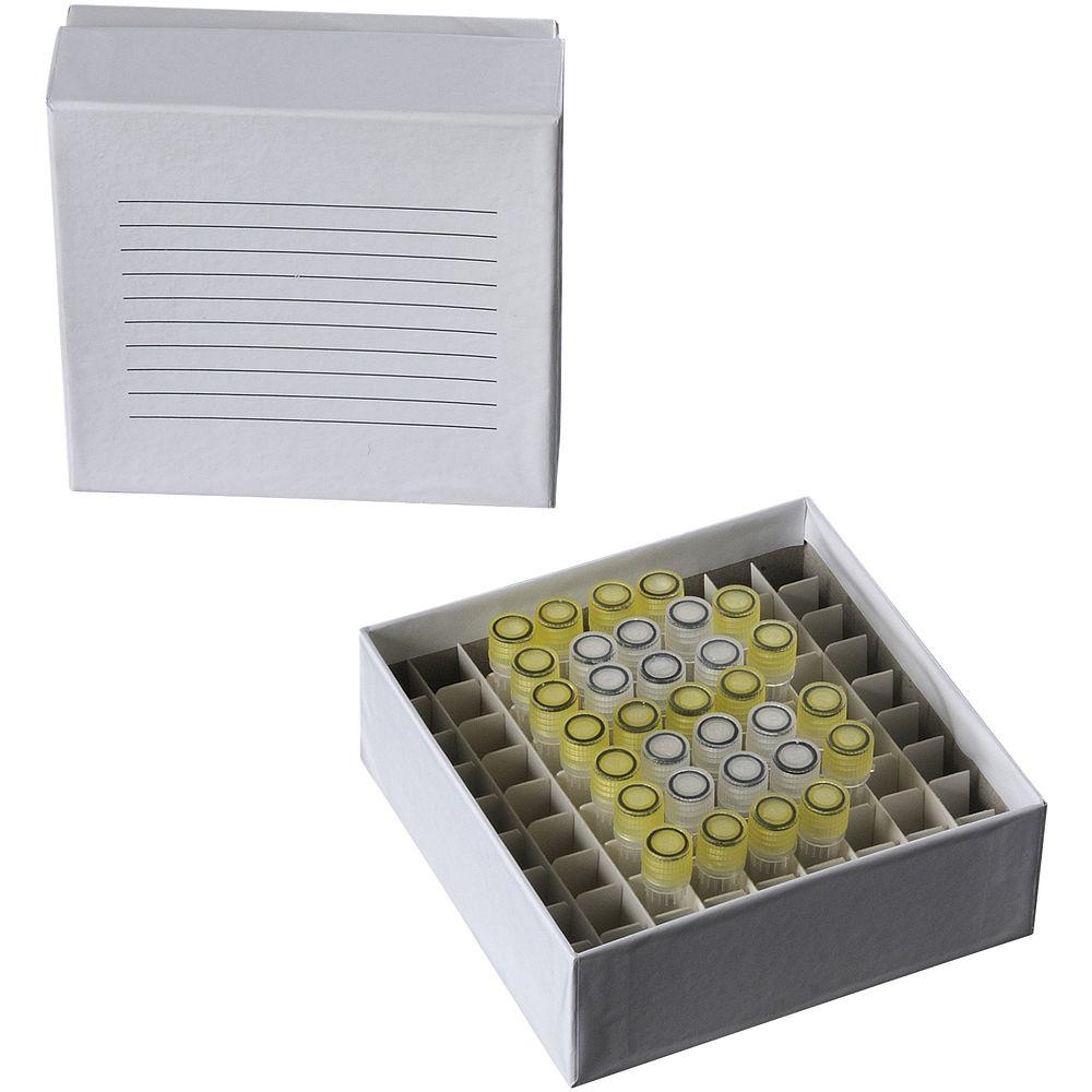 cryobo tes en carton rigide pour microtubes. Black Bedroom Furniture Sets. Home Design Ideas