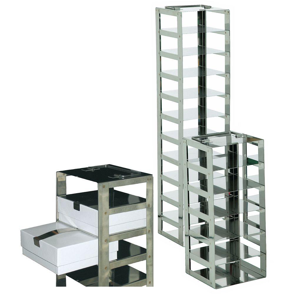 Racks rangement vertical clip de maintien int gr bo tes haut 50 mm - Boite de rangement verticale ...
