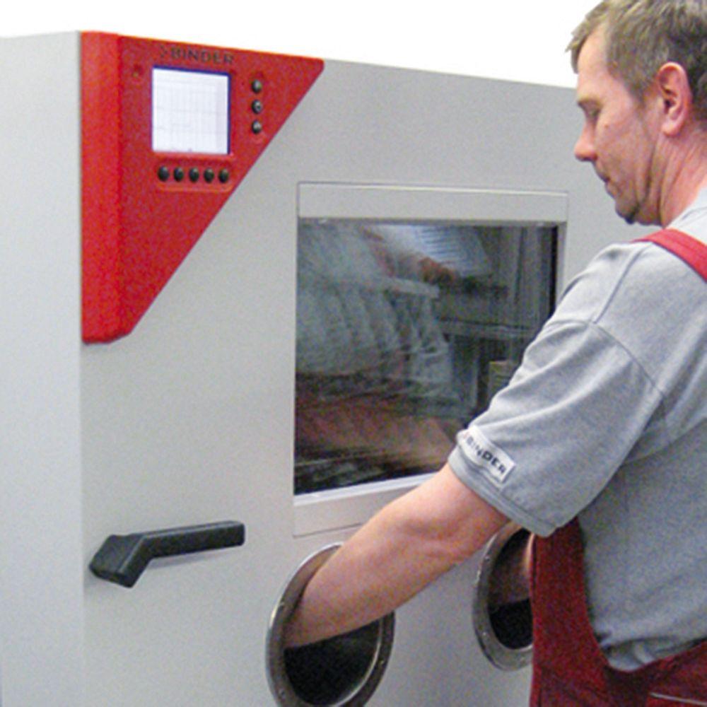 Chambres climatiques réfrigérées -40° à +180°C à humidité contrôlée