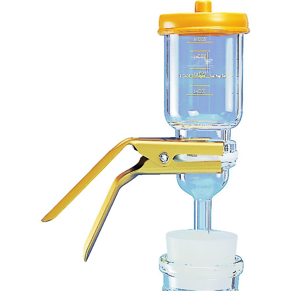 Système de filtration monoposte en verre 250 ml