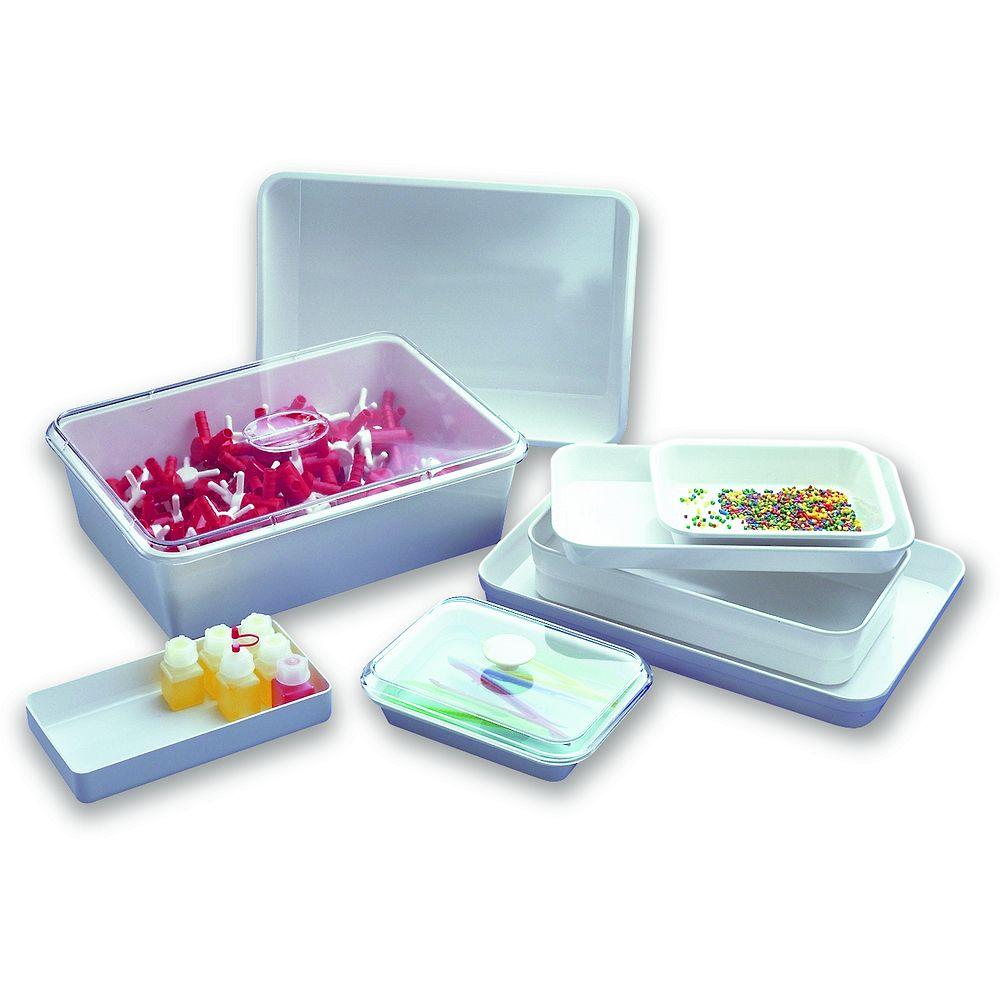 Bacs plastique avec couvercle transparent for Bac plastique avec couvercle