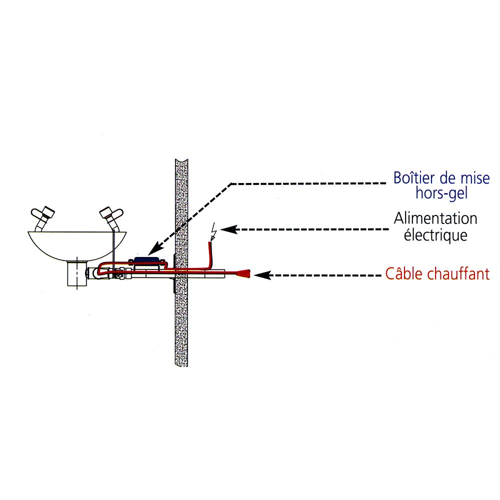 Acier Mayer universel Extracteur de 2-bras 150x150mm intérieur Extracteur extérieur Extracteur