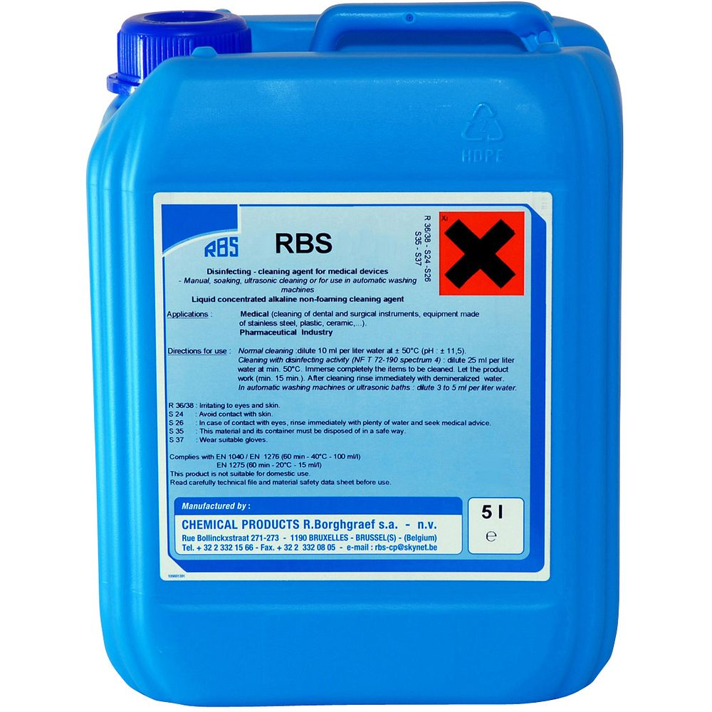 Nettoyant universel RBS IND 721 pour ultrasons